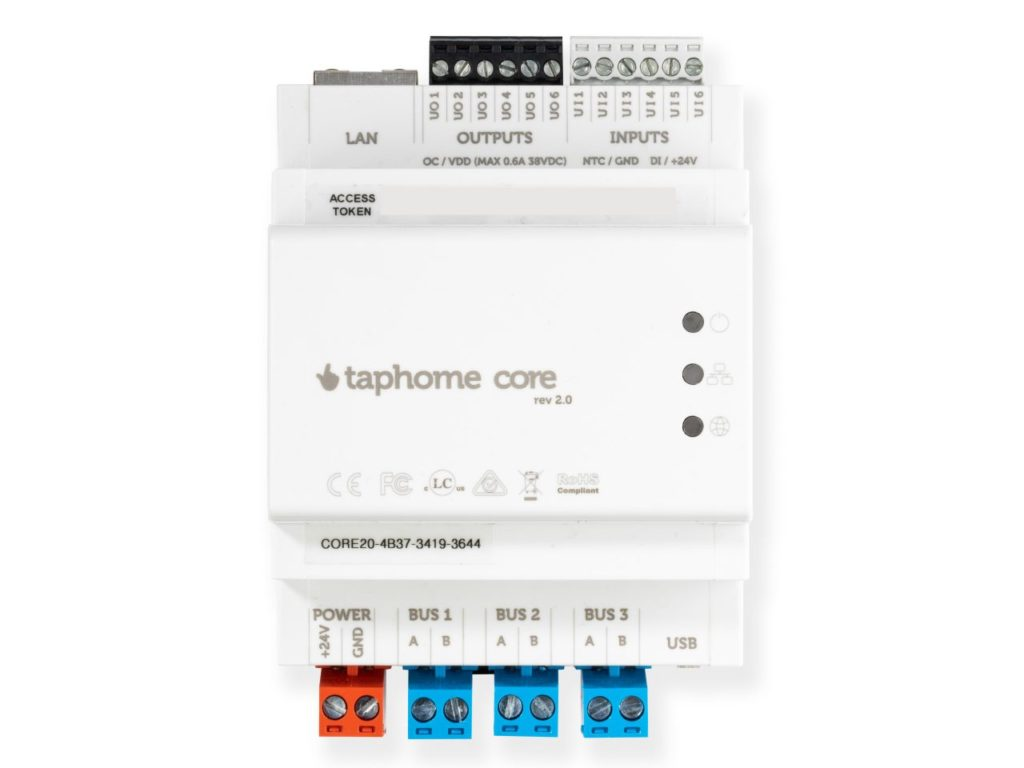 TapHome CORE