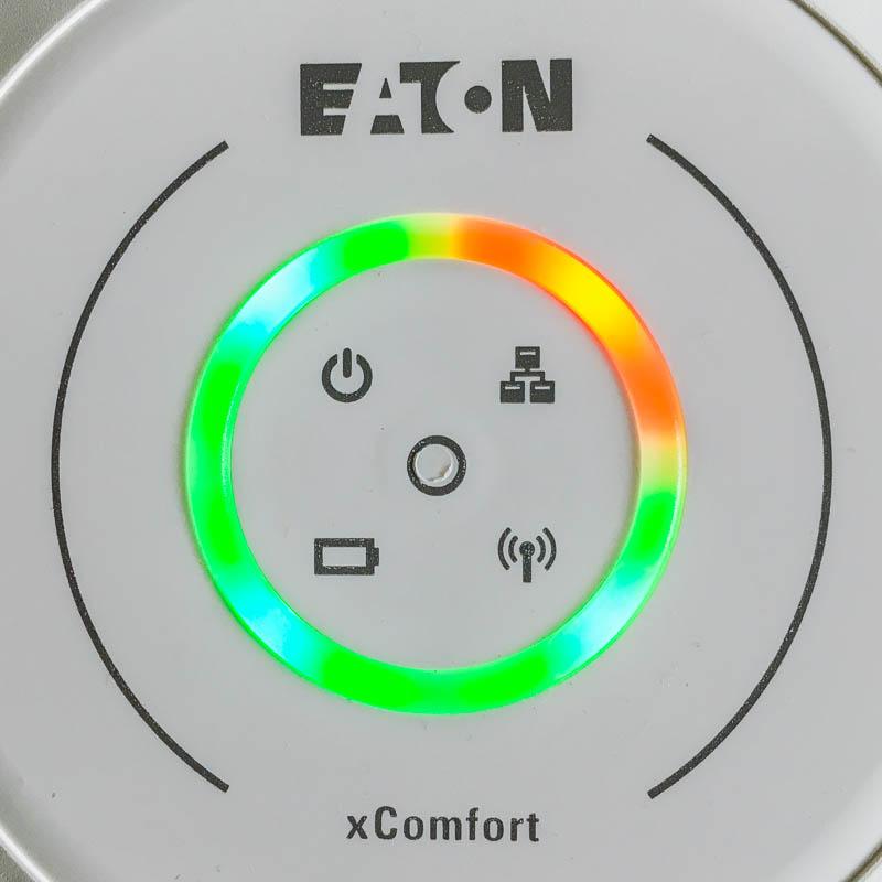 xComfortBridge signalizační LED multi