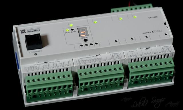 Tecomat Foxtrot CP-1000