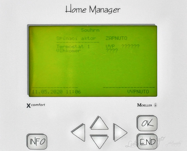 Eaton xComfort HomeManager